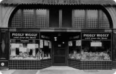 Piggly Wiggly- The First Self -Service grocery store | A Cultural History of Advertising | Scoop.it