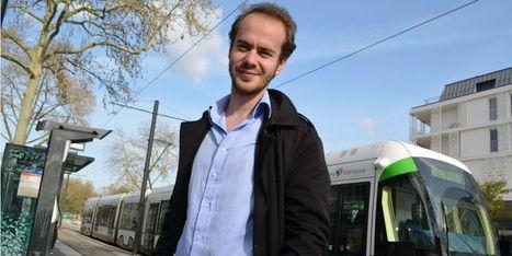 Nantes : il fait résonner des voix d'enfants dans le tram | DESARTSONNANTS - CRÉATION SONORE ET ENVIRONNEMENT - ENVIRONMENTAL SOUND ART - PAYSAGES ET ECOLOGIE SONORE | Scoop.it