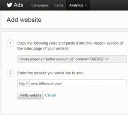 Twitter Opens Up Website Analytics to All Website Owners | Oppimistiedon louhinta | Scoop.it