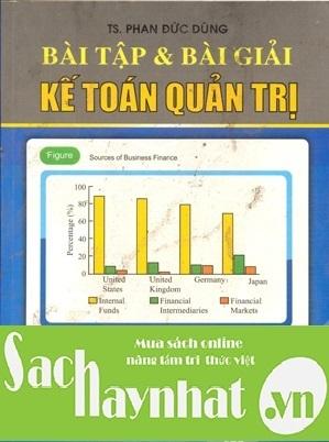 Bài Tập Và Bài Giải Kế Toán Quản Trị là một cuốn sachhay của TS. Phan Đức Dũng | sachhaynhat.vn | Scoop.it