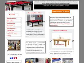 Annuaire dechiffre - » Choisirun billard avec la compagnie du grand Dépôt | Les scoops de Buldozer | Scoop.it