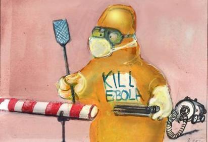 SANTÉ • Face à la recrudescence d'Ebola, la Sierra Leone à bout de forces | Think outside the Box | Scoop.it