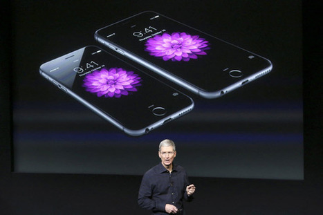iOS 8.3 brings major changes to the iPhone | Technological Sparks | Scoop.it