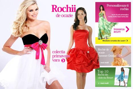 Rochii Elegante Ieftine | Magazin Online | Scoop.it