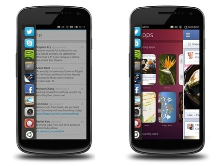 Ubuntu Touch sort en bêta La version mobile de l'OS Linux ... - Developpez.com | Ubuntu French Press Review | Scoop.it