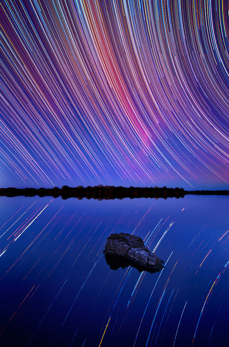 Beautiful Photographs of Star Trails Above Australian Outback | What Surrounds You | Scoop.it