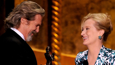 Meryl Streep could be joining Jeff Bridges in The Giver | Flash Science News | Scoop.it