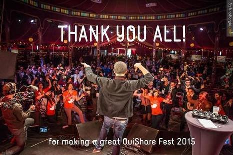 OuiShare Fest Finds Itself While Lost in Transition   Peer2Politics   Scoop.it