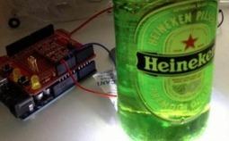Smart Beer from Heineken | Immersive experience technology | Scoop.it
