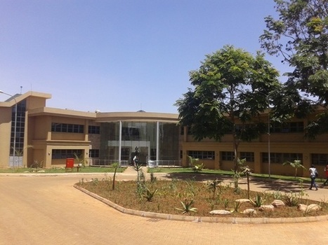 USIU unveils School of Science and Technology in 'green building' | Capital Campus | Kenya School Report - 21st Century Learning and Teaching | Scoop.it