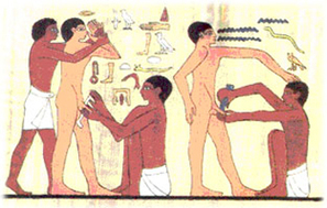 Historia de la Urología (I) Mundo antiguo al siglo XIX | Medicina Primitiva | Scoop.it