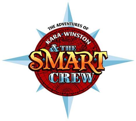 Captain Kara and her new SMART Crew | Informatics Technology in Education | Scoop.it