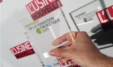 Trophées de la Transition Energétique (L'Usine Nouvelle) : ouverture des candidatures ! - Les-SmartGrids.fr | Déchets & Assainissement | Scoop.it