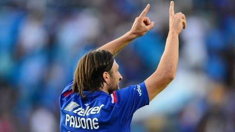 Cruz Azul es un cuadro grande: Pavone | Central Futbol | Scoop.it