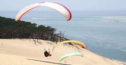 Dossier > La dune du Pyla, visite guidée | Au hasard | Scoop.it