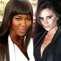 Fashion Feud! Naomi Campbell Calls Out Victoria Beckham About ... | Ladies Fashion Tips | Scoop.it