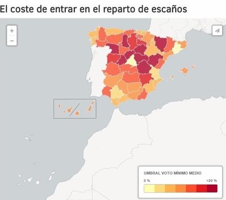 El periodismo de datos en los medios de referencia españoles | Teruel Rodríguez | | Comunicación en la era digital | Scoop.it