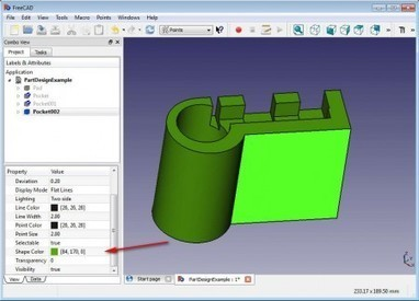 Free CAD Application to Create and Edit 3D Objects: FreeCAD | Top CAD Experts updates | Scoop.it