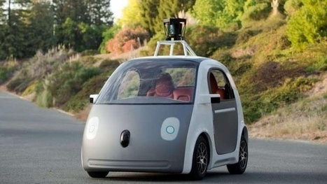 Google wants to stick airbags on the outside of its driverless car | Peer2Politics | Scoop.it