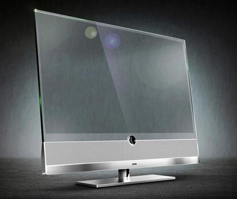 Un concept de TV transparente chez Loewe | Le Journal du Geek | A l'ère du webmarketing. | Scoop.it