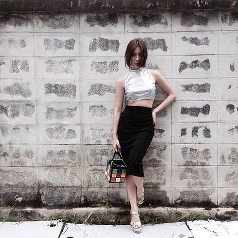 ส่องแฟชั่นนางเอกสาวหุ่นดี ฟ้า อริสรา | fashion in Thailand | Scoop.it