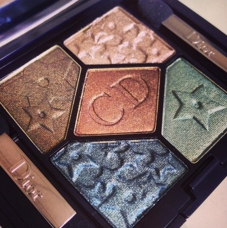 Pixiwoo.com: Dior Mystic Metallics | Beauty | Scoop.it