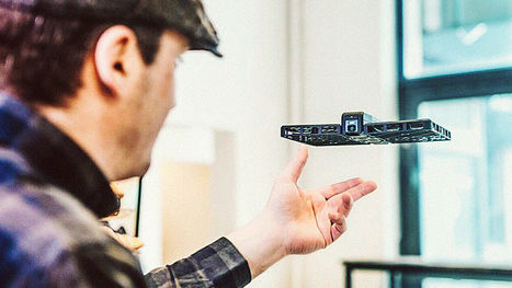 Introducing Hover, An AI-Powered Indoor-Safe Camera Drone | Public Relations & Social Media Insight | Scoop.it