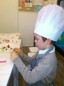 Merci à Mother in Lille pour l'atelier Menthe&Safran popcakes | Gastronomie Nord-Pas de Calais | Scoop.it