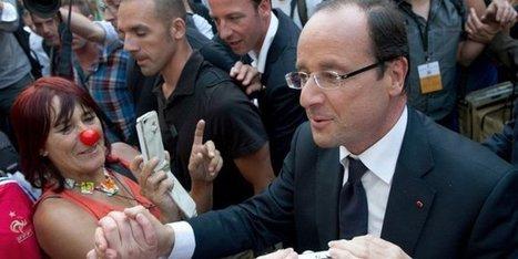 François Hollande veut « démocratiser » la culture, avec des budgets limités | Culturebox | BiblioLivre | Scoop.it