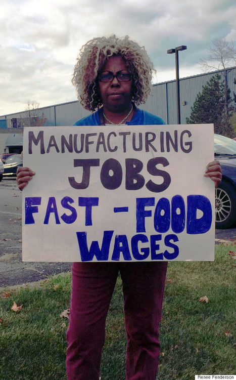 'Middle-class' Manufacturing Jobs Pay Fast-food Wages | Xposing Government Corruption in all it's forms | Scoop.it