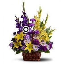 Basket of Memories In Toronto by Andrea Eason | Flower Shop Toronto | Scoop.it
