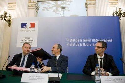 Quartiers prioritaires: Carrefour favorise l'emploi à Toulouse | La lettre de Toulouse | Scoop.it