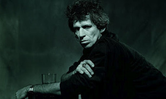 Keith Richards on songwriting | Photography Now | Scoop.it