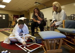 Roanoke County special education students build solutions to problems | RCPS Tech Tips | Scoop.it