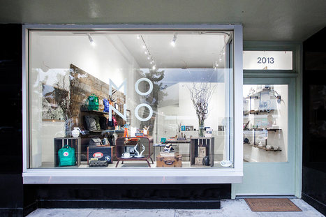 A Visit to MONO - Design Milk   Design & Textiles   Scoop.it