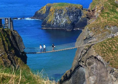 La valise de la vie: Voyage pas cher en Irlande du Nord tout en apprenant l'Anglais | Apprendre langue étrangère - Voyages linguistiques | Scoop.it