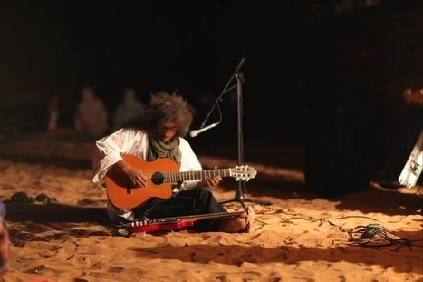 Meet the Nomadic Berber Rock Band who play the Desert Blues | Music | Scoop.it