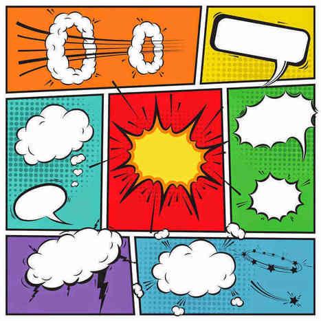 El cómic en el aula de ELE | Tic y aula ELE | Scoop.it