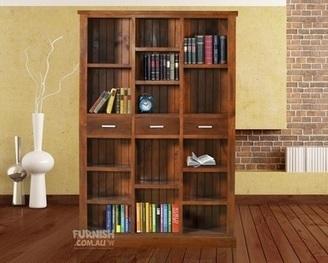 NEW YORK bookcase, multipurpose | Bookcases | Furniture Stores Melbourne : Living Room Furniture | Scoop.it