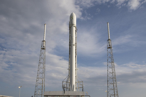 Stressing caution, SpaceX delays commercial satellite launch   Spaceflight Now   The NewSpace Daily   Scoop.it
