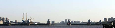 Floods could overwhelm London as sea levels rise - unless Thames Barrier is upgraded | In Deep Water | Scoop.it