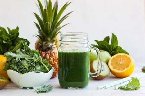 Les clés pour réussir un smoothie à la spiruline | Spiruline et Alimentation | Scoop.it