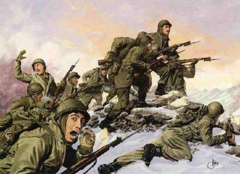 Congress honors Puerto Rican regiment for heroic Korean War service | World at War | Scoop.it