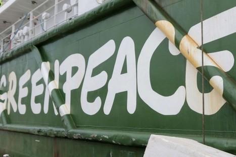 L'Inde supprime la licence de Greenpeace pour les fonds de l'étranger | Environnement | SandyPims | Scoop.it