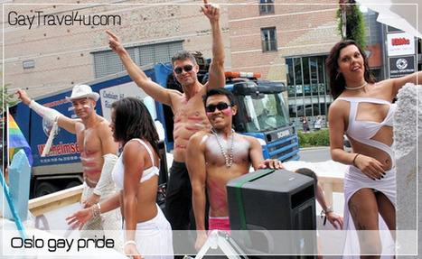 Oslo gay pride June 22 to July 1, Norway   Gay Travel   Scoop.it