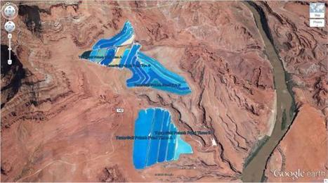 50 great images from Google Earth | Geoprocessing | Scoop.it
