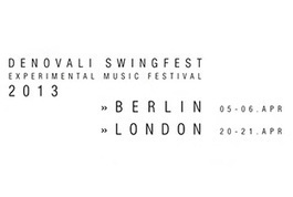 Denovali Swingfest 2013 comes to Berlin and London | DJing | Scoop.it