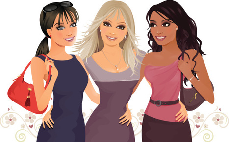 Prom Party Makeover Android Free Game for Girls | Free Android Kids Games | Scoop.it