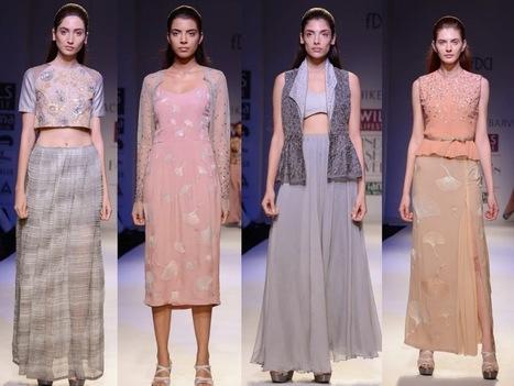 Nachiket Barve India Fashion Week Clothes Of India | Your Choice For Dress | Your choice for dress | Scoop.it