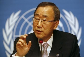 Ban Ki-moon: Use of chemical weapons in Syria not proven by conclusive evidence | The Shia Post | Human Rights and the Will to be free | Scoop.it